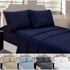 4 Pcs Cozy Bedding Set Pillowcases Duvet Cover Flat Sheet Home Decor Best Gift image