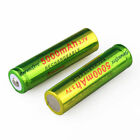 Skywolfeye 18650 Battery 5000mAh 3.7V Li-ion Rechargeable Batteries For Torch