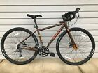 2017 Salsa Vaya Claris lightly used demo ridden touring bicycle gravel bike