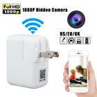 WiFi Full HD 1080P USB Wall Charger Mini IP Motion Hidden Camera Home Security