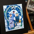 Dan Wilson #6 - Seattle Mariners- Unique Artwork - 3d Effect - Handmade on Ebay