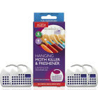 Acana Hanging Moth Killer Units With The Fragrance Of Lavender Pack 1 to 50