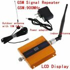 Mobile Phone Signal Repeater 900 Mhz Booster Antenna Cable Amplifier Cellular 3G