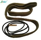 Bore Snake Gun Cleaning Rope Kit .38 357 338 340 Cal 9mm Rifle Barrel CleanerCleaning Supplies - 22700