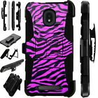 LUXGUARD For Onyx / Feller / Miro Phone Case Holster Cover PINK ZEBRA CAMO