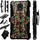 LUXGUARD For Onyx / Feller / Miro Phone Case Holster Cover CAMO TREE