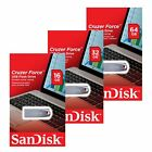 Sandisk 16/32/64GB Force 2.0 CZ71 USB-Stick Flash Drive Speicherstick JAN