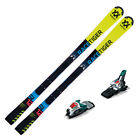 2018 Volkl Junior Racetiger Speedwall SL R Skis w Marker Race 10 TCX Bindings