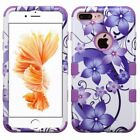 For iPhone 7/7 Plus Impact Tuff Hybrid Protector Case Skin Phone Cover