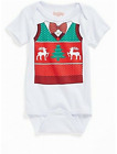 Sara Kety Baby-Boys Infant Holiday Vest Size 0-6 Months