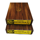 """Colt Python Box - Yellow Label - Select from 2.5"""", 4"""", 6"""" 0r 8"""" Models"""