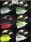 Внешний вид - River2Sea Ish Monroe Bling Spinnerbait Double Willow Select Colors And Sizes