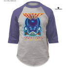 Journey Frontiers Concert Tour T-Shirt / Steve Perry,80s Retro New Baseball Tee image
