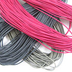 2mm Round Coloured Beading Millinery Craft Stretchy Elasticated Cord