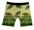 Wear Your Life by PSD *BASS* Men's Boxer Brief Sizes M thru XL *NWT* FREE SHIP