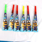 Minions Birthday Party Favor Kids Tableware Decoration Plates Tablecloth Gift