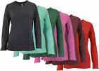 Adidas Women's Climalite Performance Long Sleeve Tee, Color Options