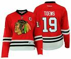 Reebok NHL Youth Girls Chicago Blackhawks Jonathan Toews #19 Jersey, Red $34.95 USD on eBay
