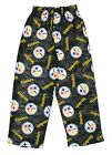 "NFL Youth Pittsburgh Steelers ""Team Colorway"" All Over Printed Pants $12.99 USD on eBay"