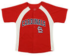 Outerstuff MLB Youth Boys St. Louis Cardinals Blank Baseball Jersey, Red on Ebay