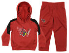 OuterStuff NFL Toddler Arizona Cardinals Poly Fleece Set, Red on eBay