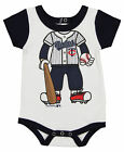 OuterStuff MLB Infant Minnesota Twins Baseball Bodysuit, White