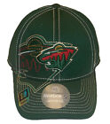 Reebok NHL Minnesota Wild Fitted Flexfit Hat $14.95 USD on eBay