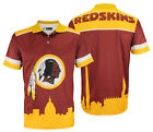 Forever Collectibles NFL Men's Washington Redskins Thematic Polo Shirt $39.99 USD on eBay