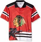 Forever Collectibles NHL Men's Chicago Blackhawks Thematic Polo Shirt $39.99 USD on eBay