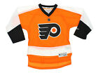 Reebok NHL Youth Philadelphia Flyers Team Color Replica Jersey $32.5 USD on eBay