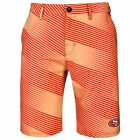 Forever Collectibles NFL Men San Francisco 49ers Diagonal Stripe Walking Shorts
