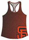 Forever Collectibles MLB Women's San Francisco Giants Diamond Racerback Tank on Ebay