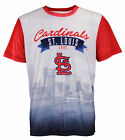 Forever Collectibles MLB Men's St. Louis Cardinals Outfield Photo Tee on Ebay