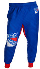 KLEW NHL Men's New York Rangers Cuffed Jogger Pants, Blue $29.95 USD on eBay