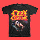 RARE OZZY OSBOURNE Bark At The Moon Vintage T-Shirt SIZE S-2XL REPRINT image