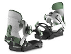 Drake Reload Black Grey Green Mens 2019 Snowboard Bindings