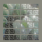 10pcs 3d Mirror Art Removable Wall Sticker Acrylic Mural Decal Home Room Decor