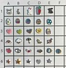 Floating Charms to fit Origami Owl #10 Buy 4 Get 1 Free (See Description!!!) image