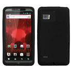 For Motorola Droid Bionic XT875 Silicone Skin Rubber Soft Case Phone Cover