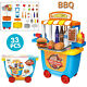Electronic Baby Childrens Kids Gift Kitchen Cooking Girls Toys Cooker Play Set