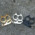 Metal Cat Key Chain Personal Protection Self-defense Buckle Keychain Key ring