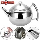 'Teapot Container Coffee Pot Kettle Filter Large Capacity Stainless Steel Tool