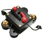 60A-250 Manual Reset Circuit Breaker 12v/24v Car Auto Boat Audio Stereo ZX