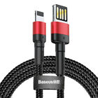 Heavy Duty for Iphone 11 pro max 8 7 6 plus XR Charger Charging Cord cable
