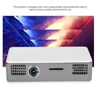 DLP Mini Projector Bluetooth WiFi 7000-8000LM For Android Home Cinema ECM