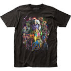 Authentic Marvel Comics The Avengers End Game Movie Poster Infinity War T-shirt