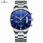 Luxury Mens Watches Quartz Stainless Steel Analog Sports New Wrist Watch #UK