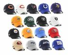 BRIDGESTONE NFL ADJUSTABLE GOLF HAT/CAP '47 NEW 2018- PICK A TEAM AND COLOR
