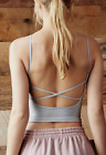 NEW Free People Movement Seamless Strappy Back Tighten Up Tank XS/S-M/L 34.80