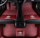 Fit Toyota camry 2008-2019 Floor Mats FloorLiner Carpets Waterproof